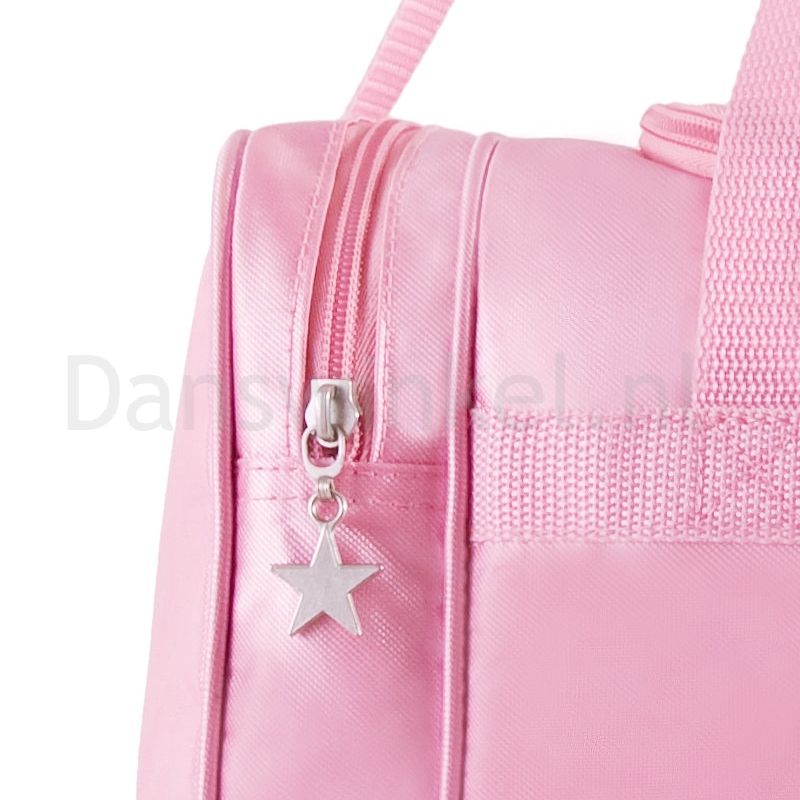 roze ballet tas capezio