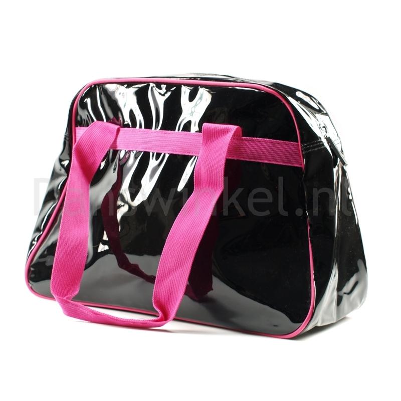 zwarte capezio tas voor dansartikelen capB80