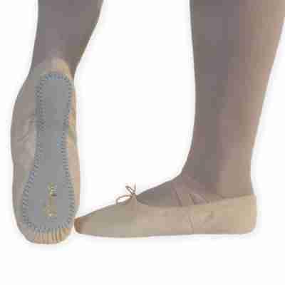Alista Excel Balletschoenen met Hele Zool van Elastisch Canvas