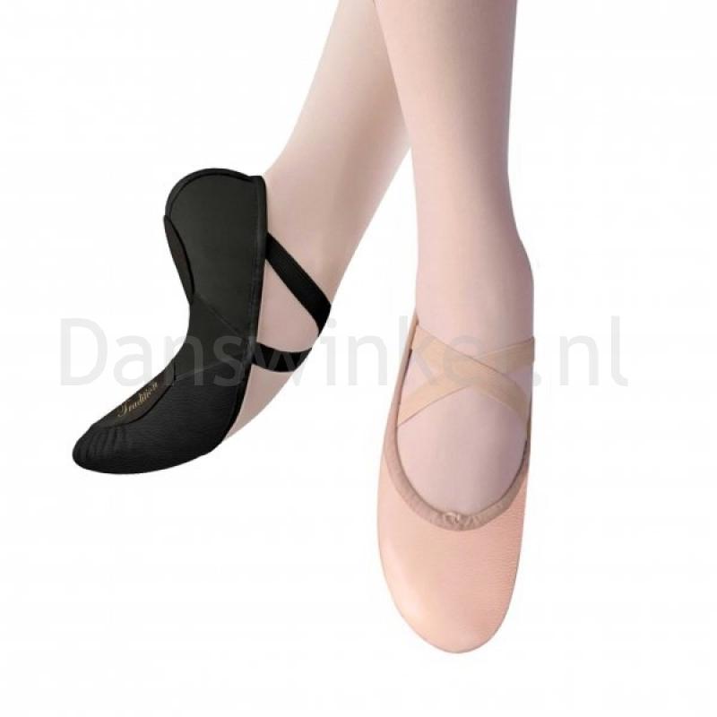 Alista Tradition Leren Balletschoenen Splitzool