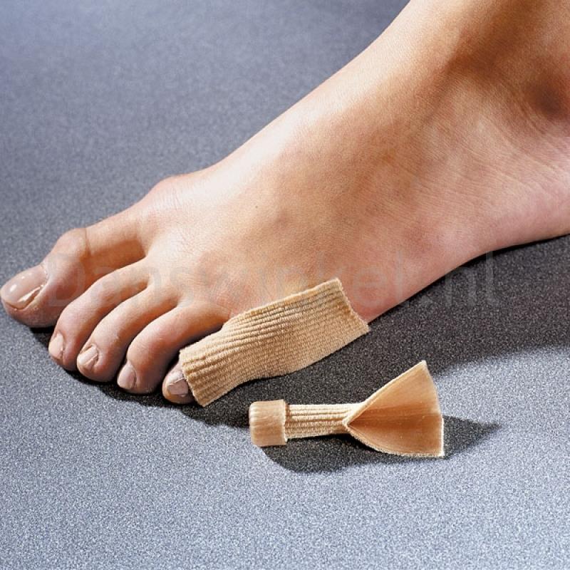 bunheads jelly tube ballet accessoires voor spitzen