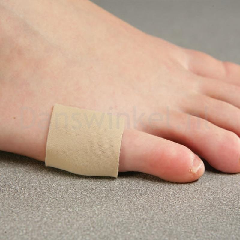 bunheads cushy cuts balletaccessoires voor pijnlijke voeten in spitzen