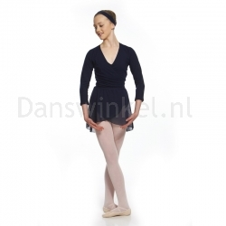 Capezio Cross-Over Vest CAD850