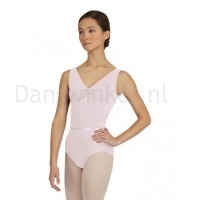Capezio V-Neck Pinch Front Leotard