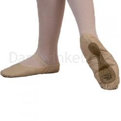 Coppelia Balletschoenen met Volledige Zool