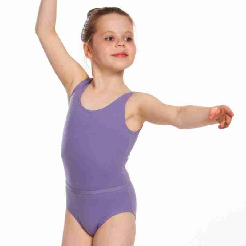 Capezio Kinder balletpakje met tailleband CAD200C