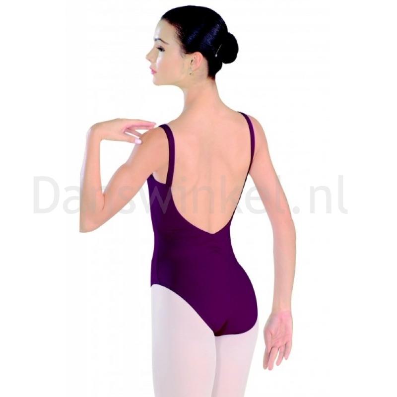 SoDanca RDE8522 balletpakje met spaghettibandjes