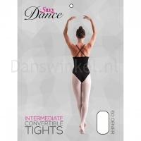 Silky Dance Convertible balletpanty voor kinderen van goede kwaliteit