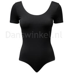 4033dcd248b Papillon Balletpakje met Korte Mouw | Dames Balletkleding van Katoen ...