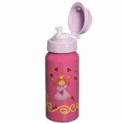 Sigikid Pinky Queeny Drinkfles met ballerina print