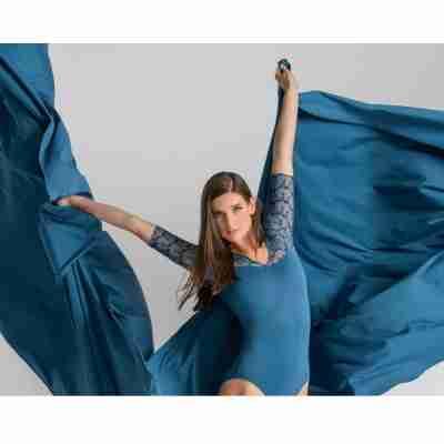 Ballet Rosa Anouk Balletpak Blauw Voorbeeld