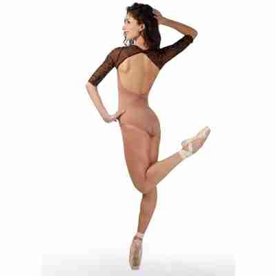 Ballet Rosa Anouk Balletpak Roze Achterkant