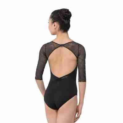 Ballet Rosa Anouk Balletpak Zwart Achterkant
