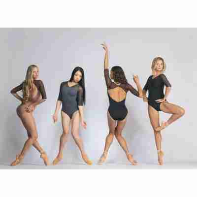 Ballet Rosa Anouk Dames Balletpak met Open Rug