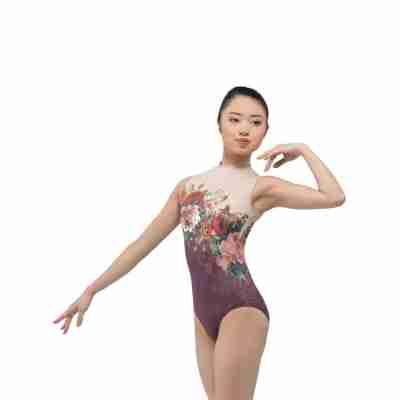 Ballet Rosa Romane Dames Balletpak met Ritssluiting