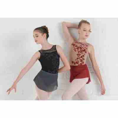 Ballet Rosa Adele Mouwloos Balletpak Ballerina