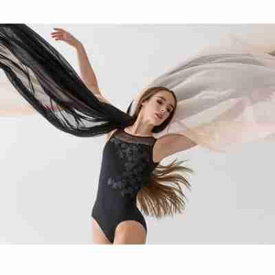 Ballet Rosa Adele Zwart Voorbeeld