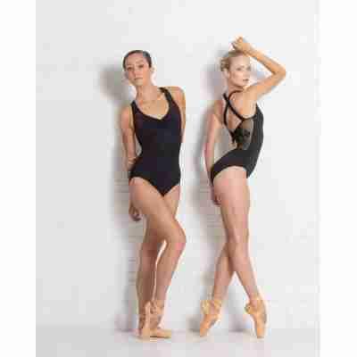 Ballet Rosa Anette Balletpak Voor Dames met Kruisbandjes