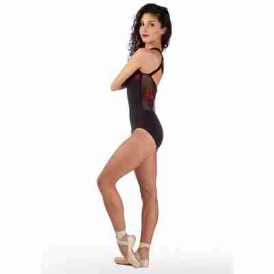 Ballet Rosa Anette Halter balletpak Voorbeeld