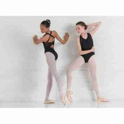 Ballet Rosa Kinderballetpak met Open Rug