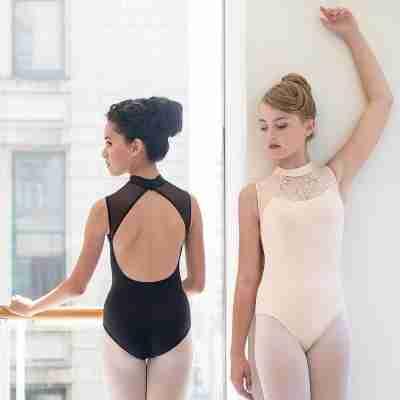 Ballet Rosa Anita Kinder Balletpak Zwart en Roze