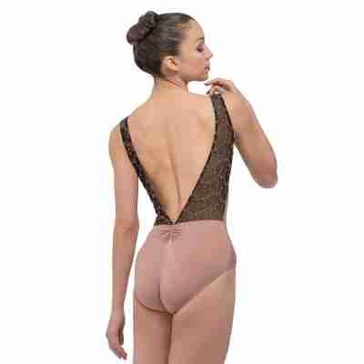 Ballet Rosa Antonia Roze Achterkant