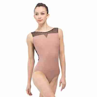Ballet Rosa Antonia Roze Voorkant