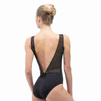 Ballet Rosa Antonia Zwart Lage Rug