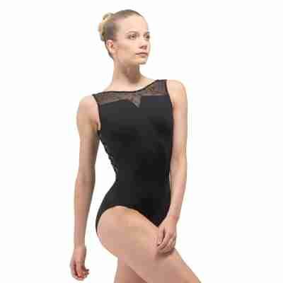 Ballet Rosa Antonia Zwart Voorkant