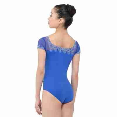 Ballet Rosa Aurora Balletpak Blauw Achterkant