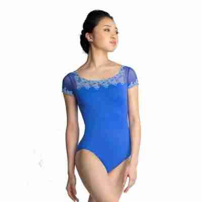 Ballet Rosa Aurora Balletpak Blauw Voorkant