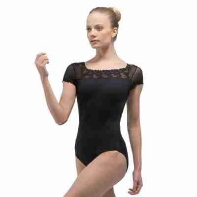 Ballet Rosa Aurora Balletpak Zwart Voorkant