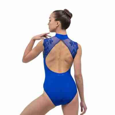 Ballet Rosa Berenice Balletpak Blauw met Open Rug