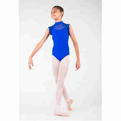 Ballet Rosa Berenice Balletpak Hoge Halslijn en Kant voor Kinderen