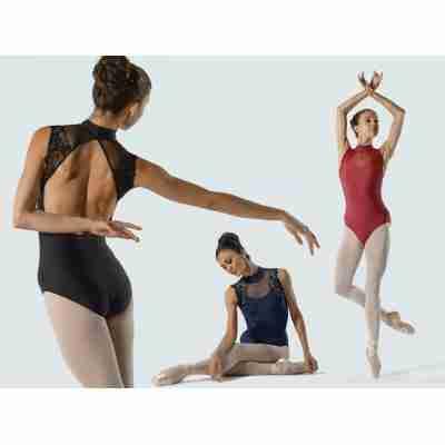 Ballet Rosa Berenice Volwassenen Balletpak Open Rug