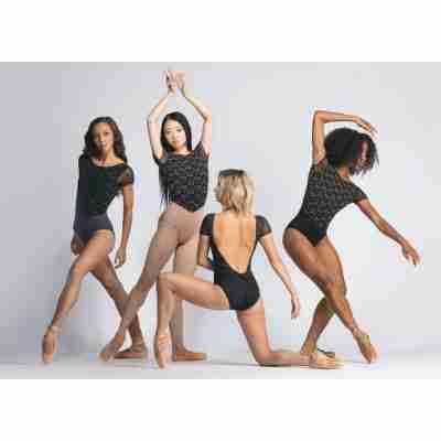 Ballet Rosa Coralie Dames Balletpak met Lage Rug