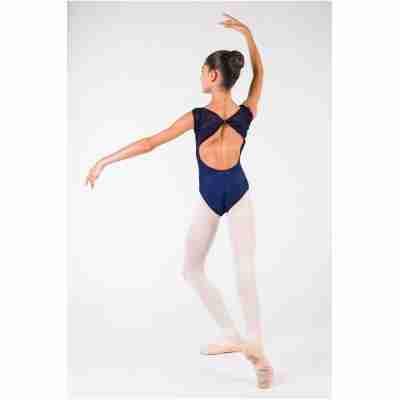 Ballet Rosa Dauphine Balletpak Paars Achterkant