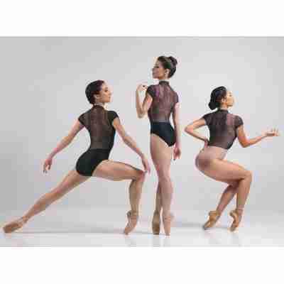 Ballet Rosa Eve Fluwelen Balletpak Catalogus