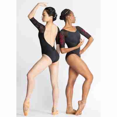 Ballet Rosa Gigi Dames Balletpak met Gaas en Lage Rug