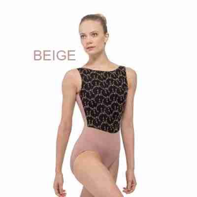 Ballet Rosa Lorrelle Balletpak met Boothals voor Dames
