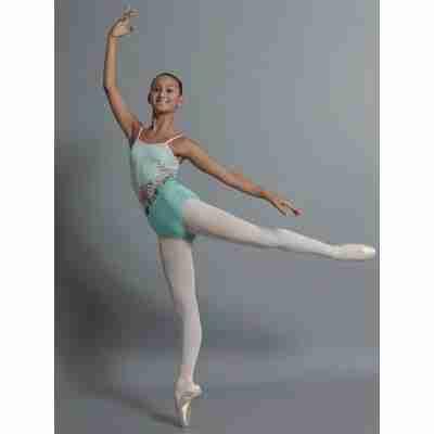 Ballet Rosa Balletpak Marlise voor Meisjes Mintgroen