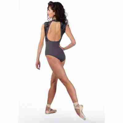 Ballet Rosa Orialie Balletpak Grijs Voorbeeld Achterkant