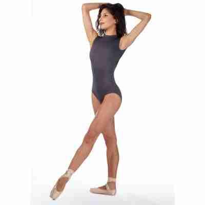 Ballet Rosa Orialie Balletpak Grijs Voorbeeld Voorkant