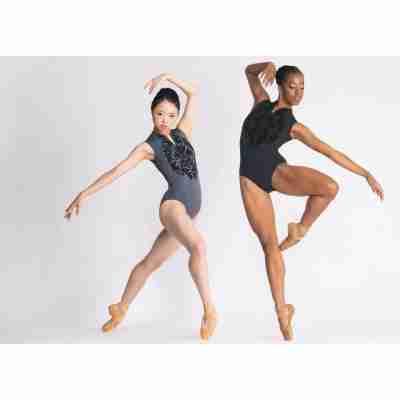 Ballet Rosa Simone Dames Balletpak met Gesloten Rug