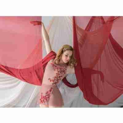 Ballet Rosa Adele Roze Voorkant