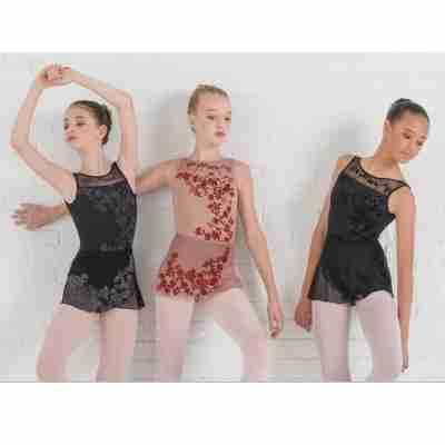 Ballet Rosa Adele Verschillende Kleuren