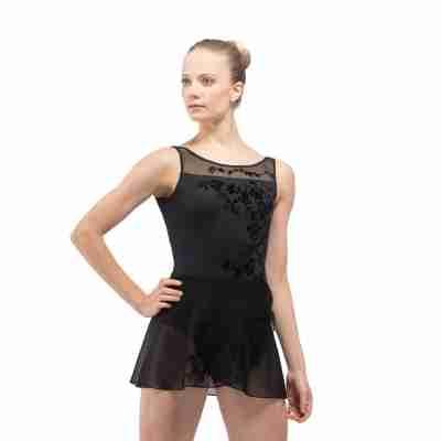 Ballet Rosa Zwart Balletrokje voor Dames