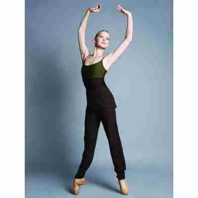 Ballet Rosa Miyuki Dansbroek met Rokje voor Volwassenen