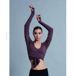 Ballet Rosa wikkeltop Mai
