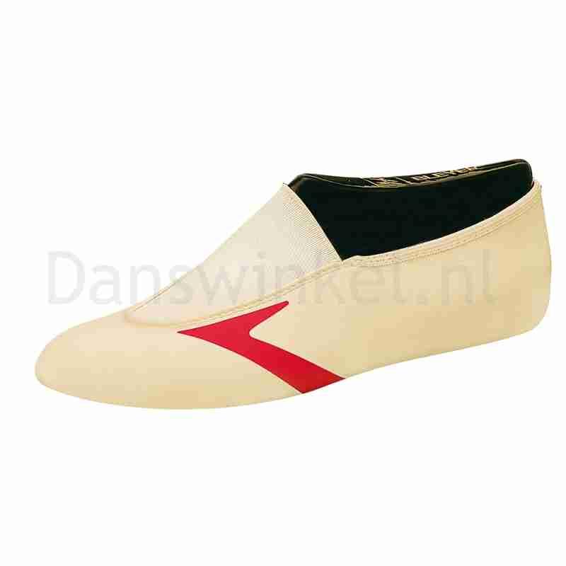 Bleyer Professional Gymnastiekschoentjes Volwassenen Rood